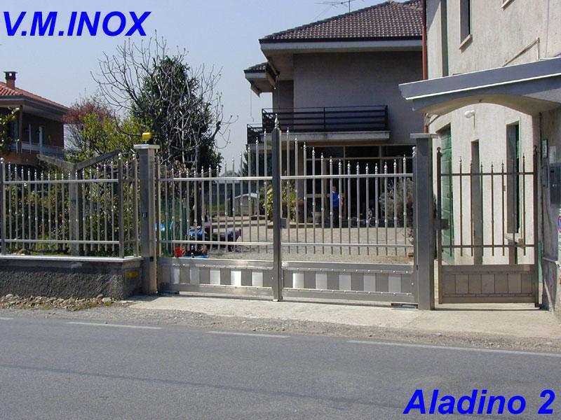 Foto di tutte le lavorazioni effettuate recinzioni e for Immagini recinzioni